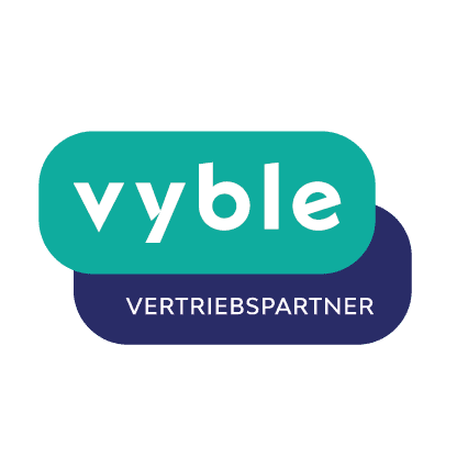 vyble® Vertriebspartner Logo