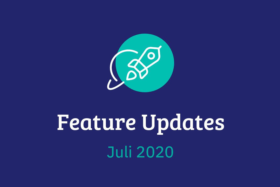 Vorschau der Feature Updates Juli 2020