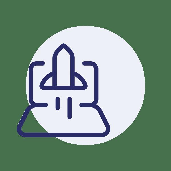 Das Kontakt-Icon für die kostenlose Nutzung der vyble® HR-Plattform
