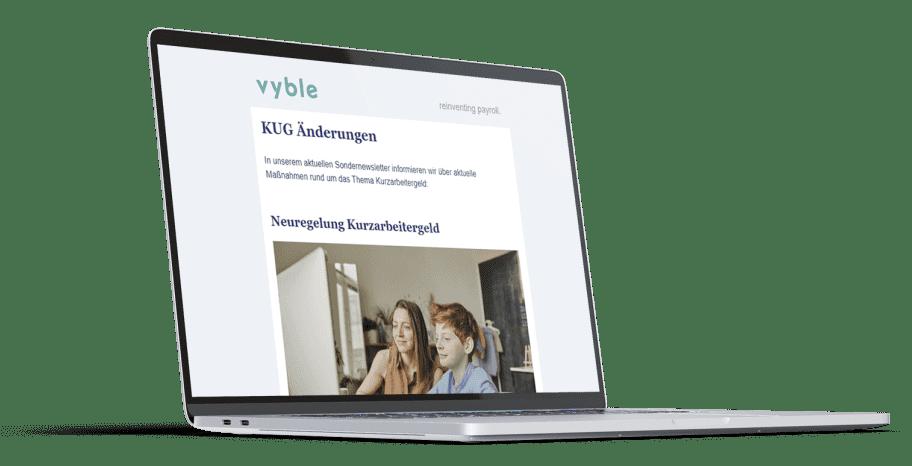 vyble® Newsletter