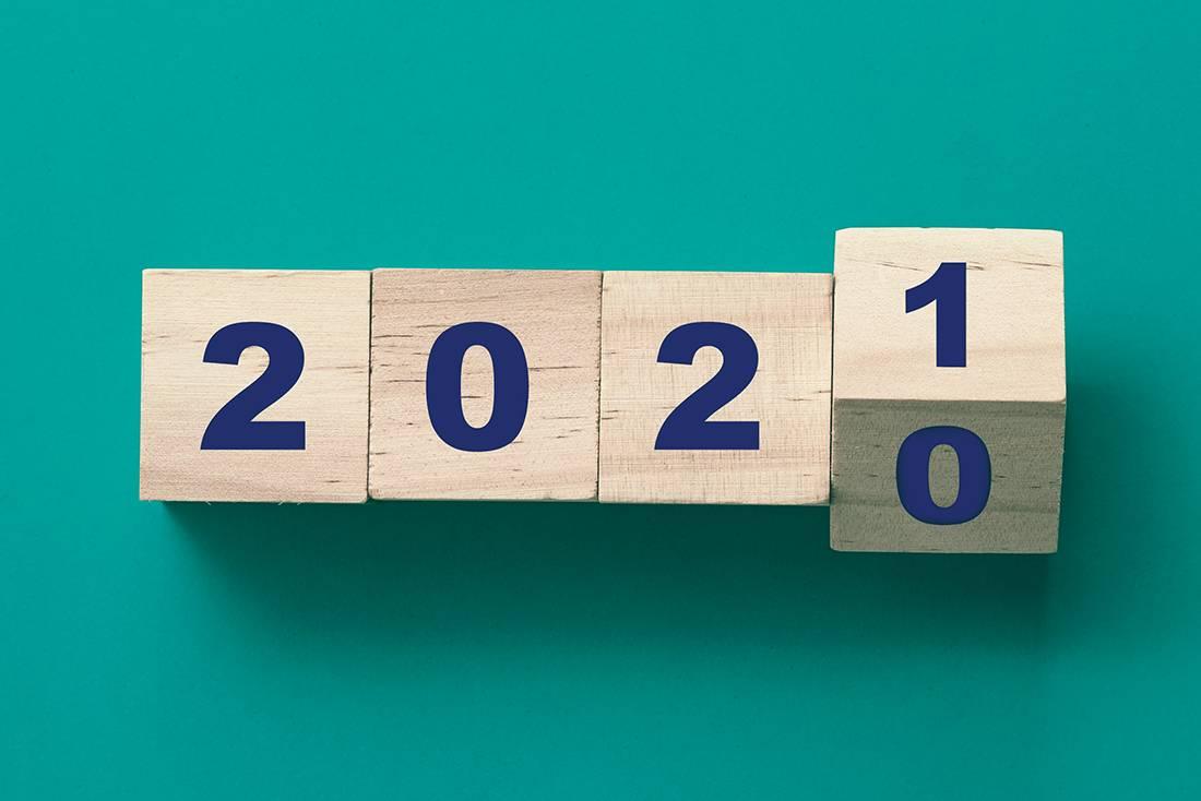 Jahreswechsel 2020-2021