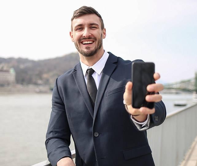 vyble® Smartphone Mitarbeiter-PC-Programm