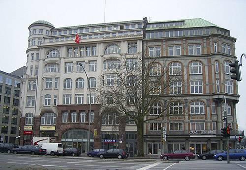 Glockengießerwall 26 vyble® Marktstandort Hamburg
