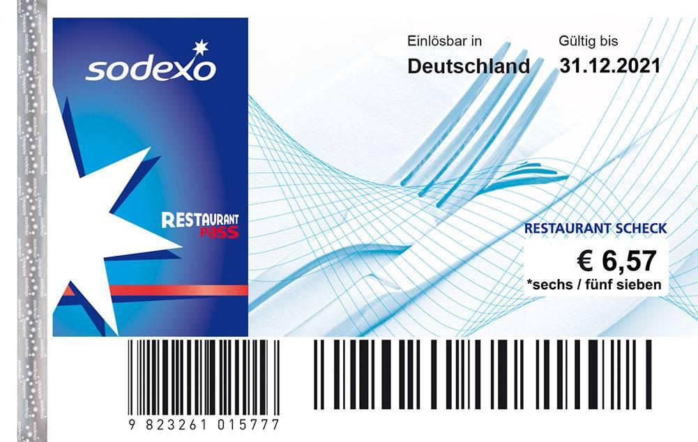 Sodexo® Restaurant Pass 2021