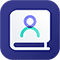 App Icon: vyble® My ProFile